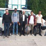 Zeci de migranți din Irak, Siria, Iran, Algeria, Libia şi Somalia depistaţi la frontiera cu Ungaria