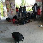 Migranți depistați într-o clădire dezafectată în zona Solventul, în cadrul unei acţiuni de igienizare pe malurile Canalului Bega
