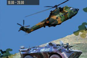 Ziua Armatei României va fi sărbătorită la Iulius Mall