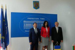 Ambasadorul Republicii Belarus la București, propuneri de colaborare bilaterală