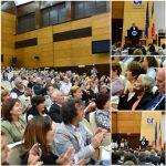 IȘJ și UVT au celebrat activitatea a peste 200 de profesori din Timiș, aflați la final de carieră
