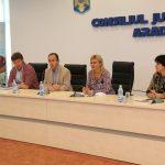 """Claudia Boghicevici: """"Consiliul Județean a pus în dezbatere fenomenul enduro în județul Arad"""""""