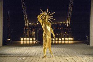 Trupa Teatrului Maghiar va parcurge peste 4.000 de kilometri pe drum în octombrie