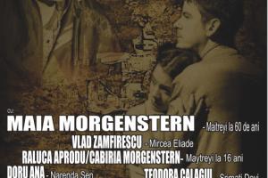 """MAITREYI cu Maia Morgenstern """"la dublu"""", în Timişoara"""