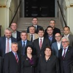 Comitetul Director al Universității Politehnica Timișoara aniversează 5 ani de la înființare