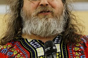 Richard Stallman conferențiază la Universitatea Politehnica Timișoara
