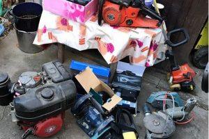 Bunuri furate în valoare de aproximativ 40.000 de lei, recuperate de polițiști