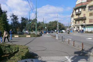 Ultimatum pentru relocarea cablurilor în zona centrală