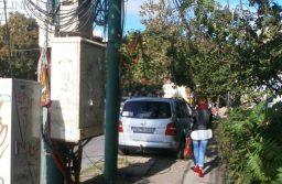 Termen-limită pentru îngroparea cablurilor de pe strada Arieş