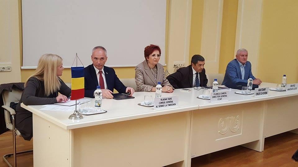 Firmele timișene și cele din Serbia, oportunități de colaborare asupra dezvoltării pieței