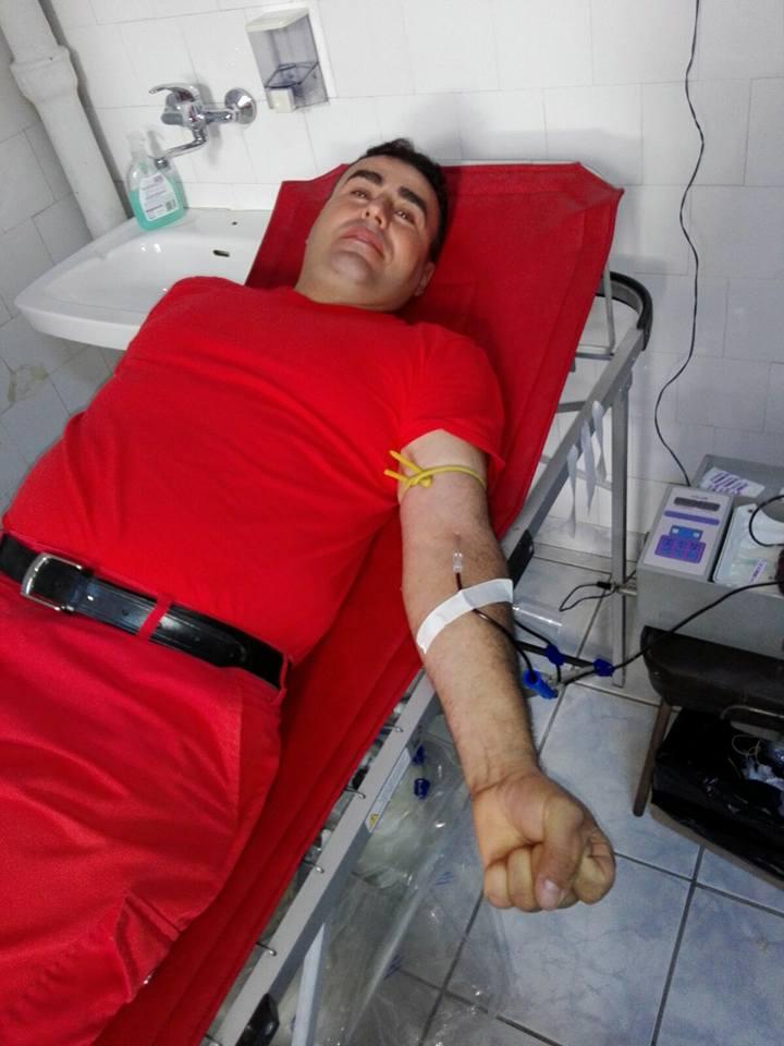 """""""Viață din sângele meu"""" – apel la timişoreni să doneze sânge"""