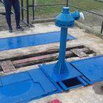 ABA Banat a reînnoit echipamentele hidromecanice la două baraje