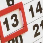 De ce este vineri 13 zi cu ghinion