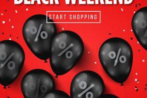Black Weekend vine cu promoții de până la 80%, la Iulius Mall