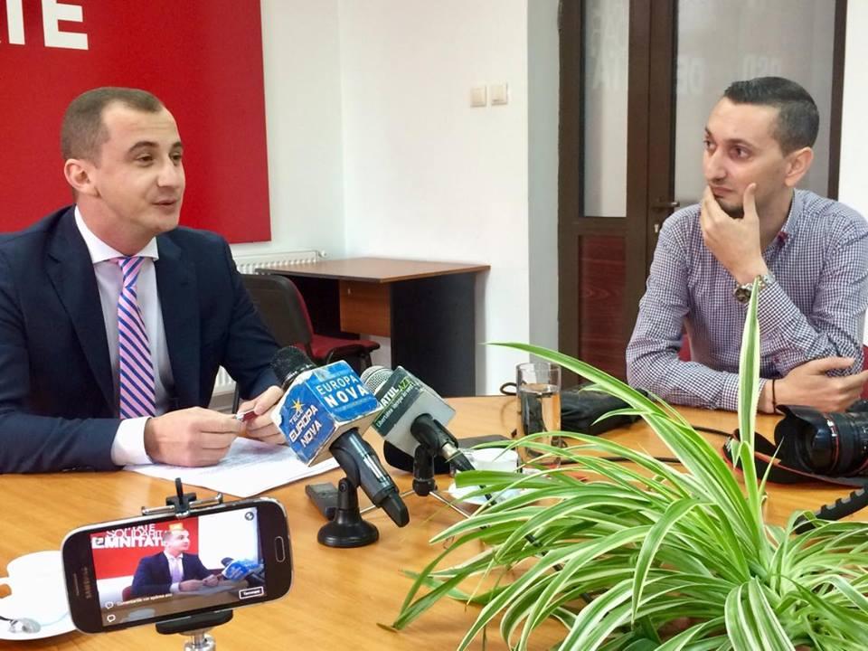 """Deputatul Alfred Simonis: """"Am semnat împreună cu alți colegi din grupul PSD o inițiativă de amendare a Legii Vaccinării obligatorii, care elimină sancțiunile dure"""""""