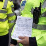 Agenţii de la Rutieră au dat peste 300 de amenzi în doar patru zile