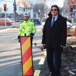 Strada Popa Șapcă, închisă timp de o lună