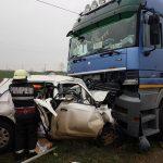 Tragedie pe o şosea din Timiş! Trei persoane şi-au pierdut viaţa