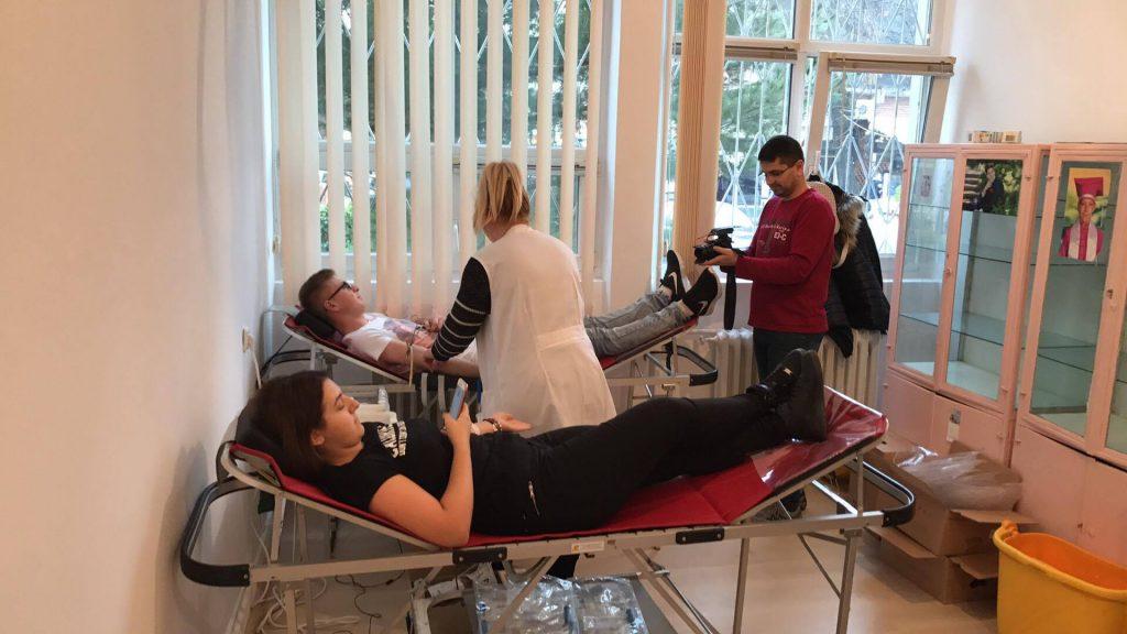 Donatori, este nevoie de sânge pentru spitalele din Timișoara!