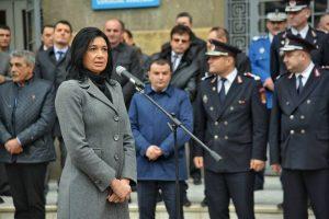 Eva Andreaş a demisionat din funcţia de prefect