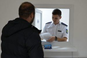 Sediu nou pentru polițiștii din cadrul Serviciului pentru Imigrări