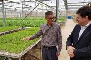 """Iustin Cionca: """"Am discutat ca în primăvară Aradul să fie inclus în calendarul unei misiuni economice din Fujian"""""""