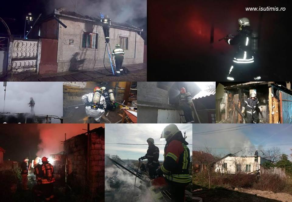11 incendii în zece zile! Luaţi aminte la sfaturile pompierilor timişeni