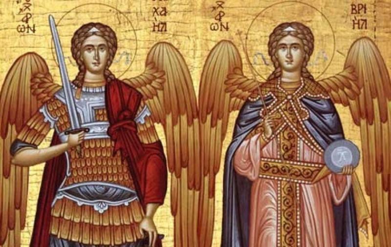 Vineri sunt celebrați Sf. Mihail și Gavriil. Uite ce tradiție trebuie să respecți!