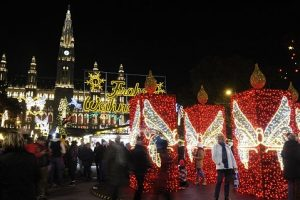 KING TRAVEL vă invită la Târgul de Crăciun de la Viena