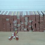 Acţiune pentru combaterea comerţului cu produse de contrabandă