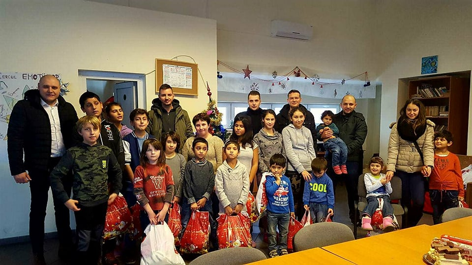 Acțiune caritabilă a tinerilor liberali din Timișoara