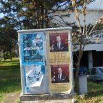 Încă un organizator de evenimente, sancționat pentru că a lipit afișe publicitare în tot orașul, fără autorizație