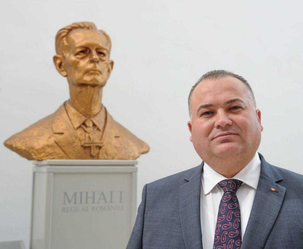 Mesaj de condoleanțe adresat Casei Regale a României