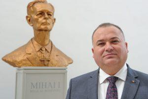 Încă un mandat de rector la USAMVB pentru Cosmin Popescu