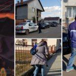 Scene de groază la Arad! Copii legaţi cu fire de curent şi ameninţaţi cu electrocutarea de propriul tată