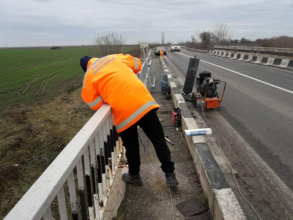 Încep lucrările de reparații la varianta de ocolire a Caransebeșului
