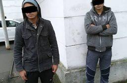 Migranți depistați de polițiștii locali în Piața Victoriei