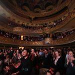 Teatrul Naţional reprogramează unele spectacole datorită doliului naţional
