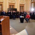 Universitatea de Vest din Timișoara a lansat comunitatea absolvenților din capitală