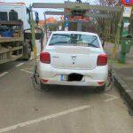 """Parchezi """"după ureche""""? Poliția Locală și SDM ridică mașinile parcate neregulamentar în Timișoara"""