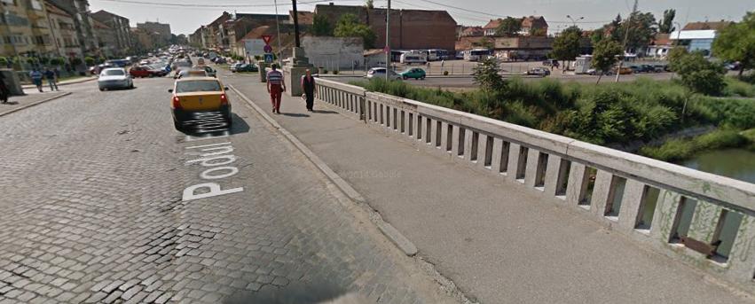 Două poduri din Timișoara vor intra în reabilitare