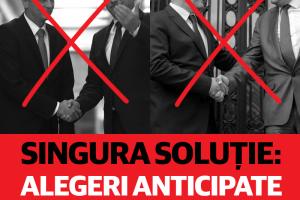 USR Timiş: PSD trebuie să dispară definitiv de la conducerea țării