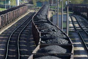 300 de tone de minereu de cărbune, furate din trenuri care aprovizionau o centrală