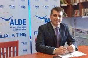 """Președintele ALDE Timișoara: """"Logică marca Robu: Vine vara și n-avem contract de dezinsecție și deratizare"""""""