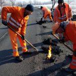 Drumul naţional Deva – Lugoj a intrat în reparații