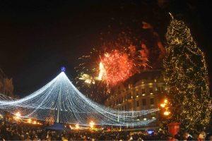Ştefan Bănică, Alexandra Stan și Bosquito deschid Târgul de Crăciun la Timișoara