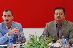 """PSD Timiș: """"Considerăm că a fost încălcată o prevedere a protocolului semnat acum doi ani"""""""
