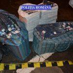 Bărbat prins cu peste 70.000 de țigarete de contrabandă