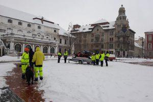 Pompierii timișeni sărbătoresc Ziua Protecției Civile