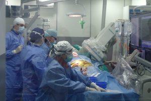 Intervenție chirurgicală fără anestezie, la Spitalul Județean Timișoara